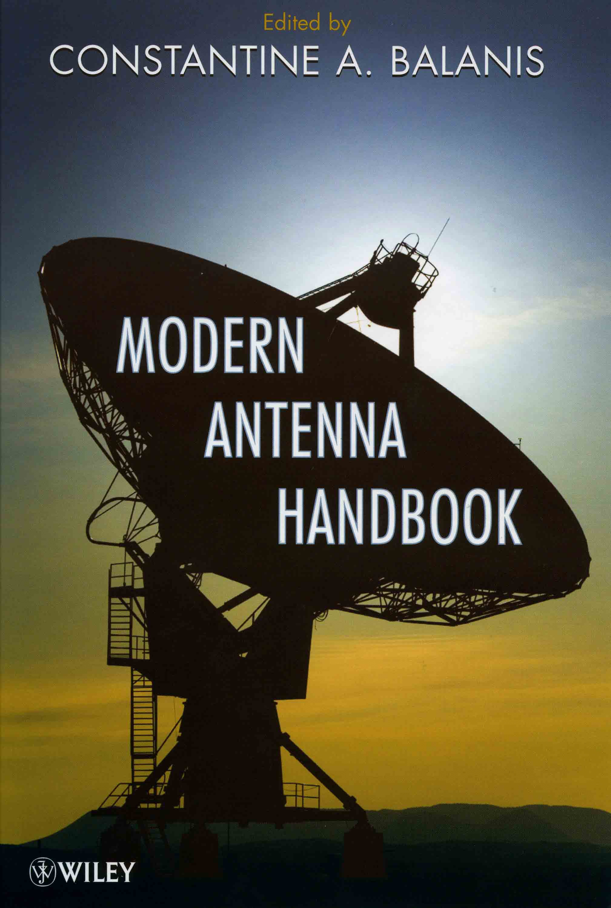 Balanis home publications panayiotis i ioannides modern antenna handbook john wiley sons 2008 editor fandeluxe Choice Image